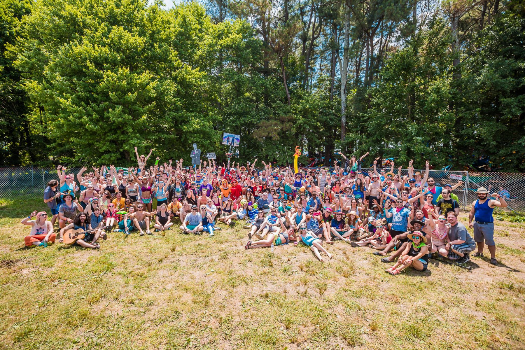 Reddaroo 2018 Group Picture